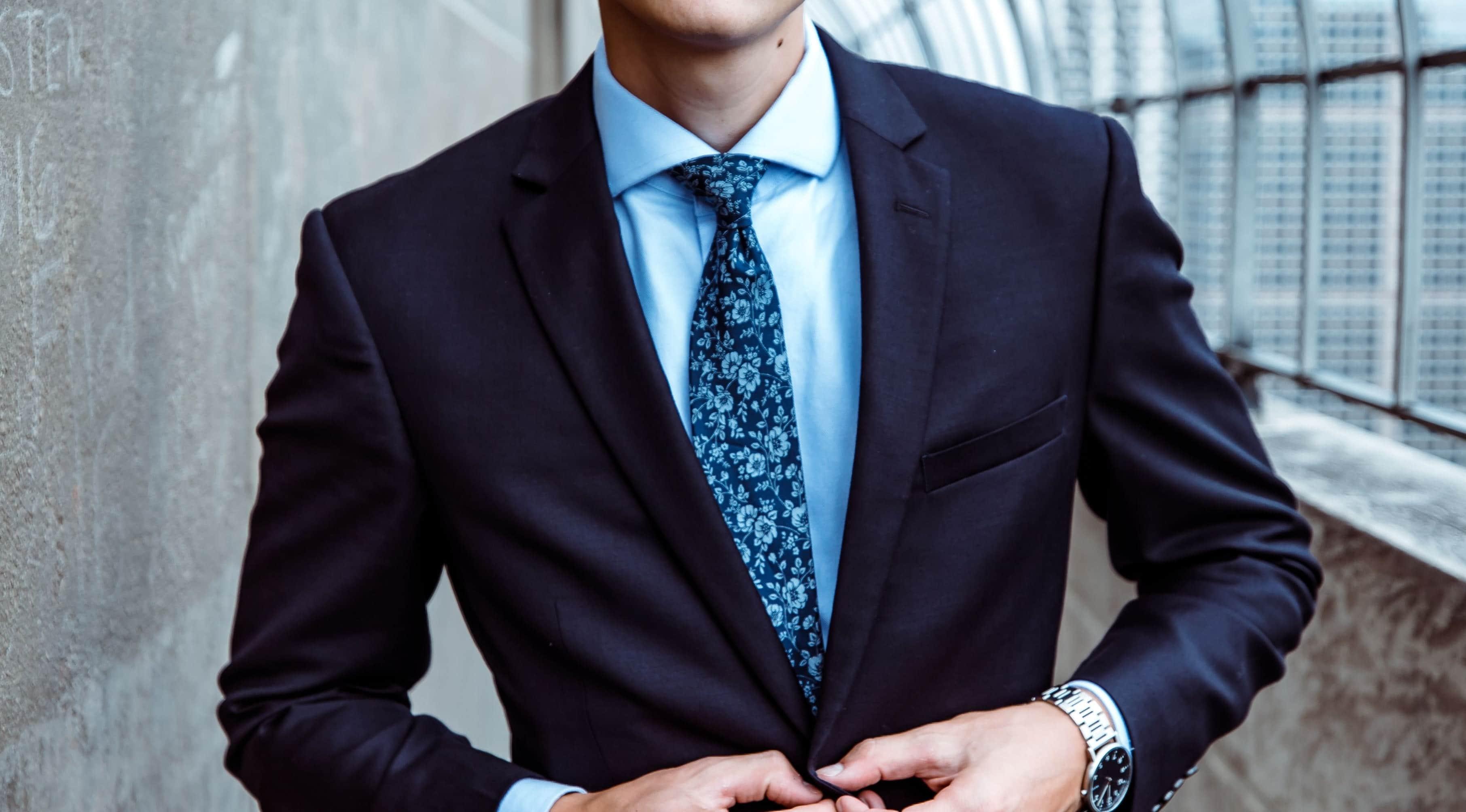ネクタイのクリーニング